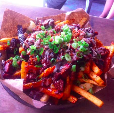 Texas Poutine | Credit: Facebook, The Blind Butcher