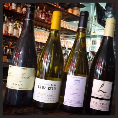 DBGB Kitchen's #DrinkChenin Line Up | Twitter