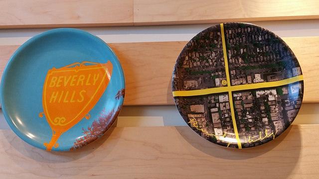 LA Neighborhood Plate Collection | Foodable WebTV Network