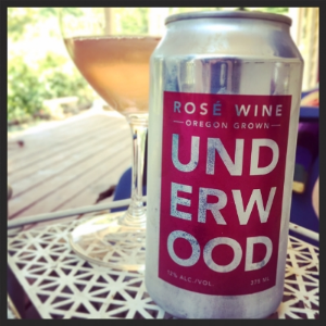 Union Wine Company's Underwood Rose  | Foodable Network