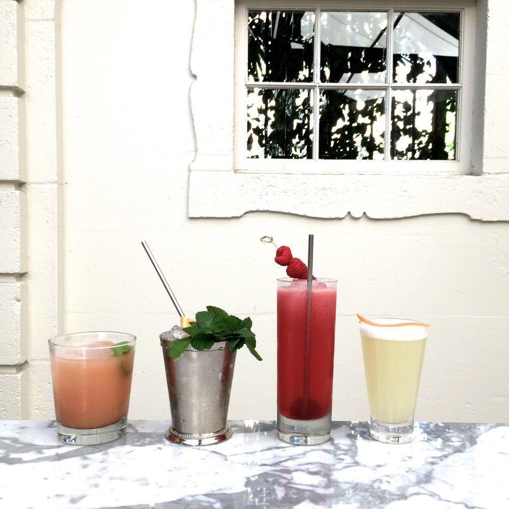 Array of Cocktails at Redbird | Yelp, Redbird
