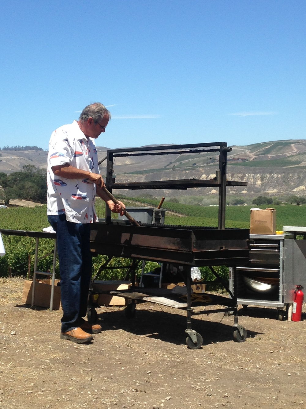 Gray Hartley, Hitching Post | | Foodable WebTV Network