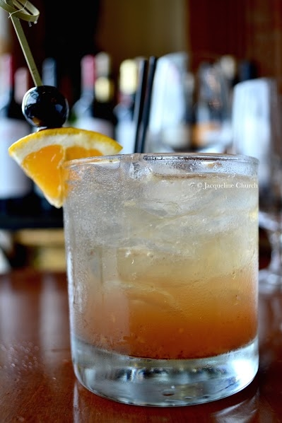 Honey Old Fashioned at Miel  | Foodable WebTV Network