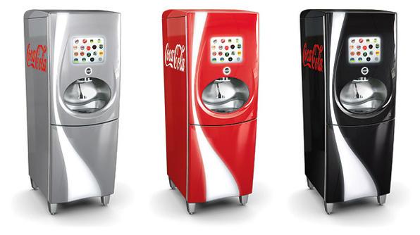 Coca-Cola's Freestyle machine  | Credit: coca-colacompany.com