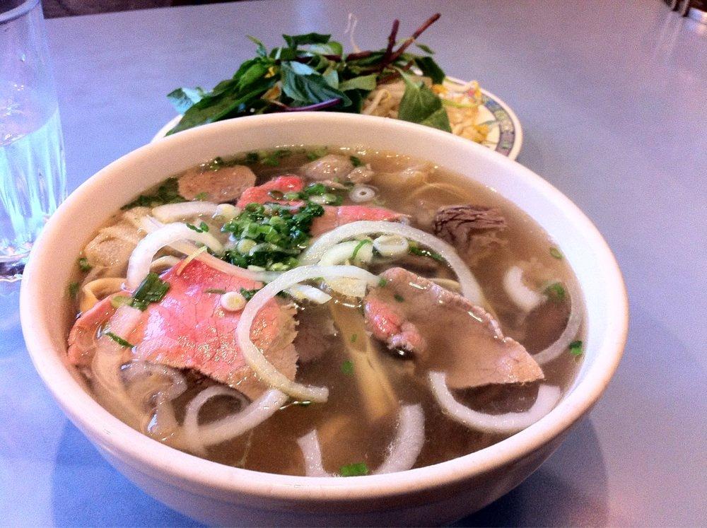 Pho at Thuy Trang | Yelp, Shane H.