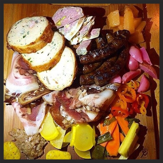 Charcuterie board at Root | Yelp, Davina G.