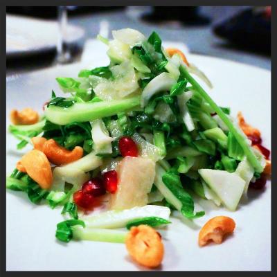 Bok Choy Salad at Gemma  | Yelp, Joey S.