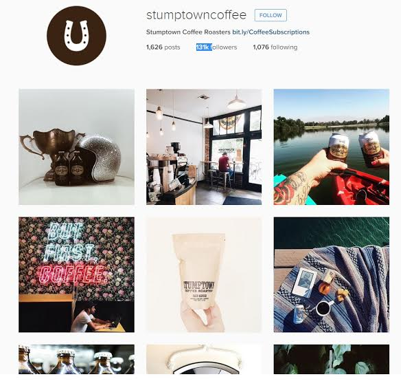 Credit: Instagram @stumptowncoffee