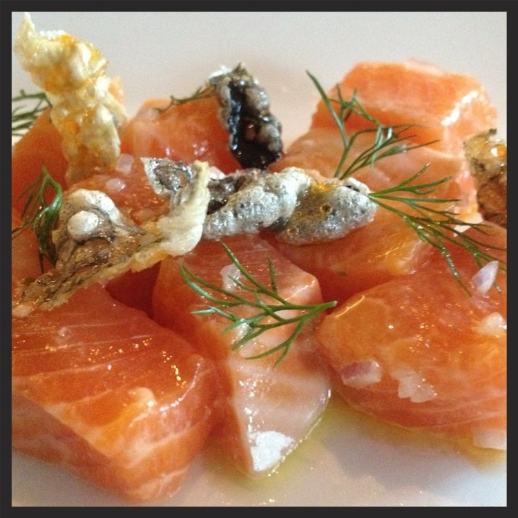 Artic char at Vernick Food & Drink  | Yelp, Meredith B.