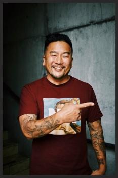 Chef Roy Choi | Facebook, Roy Choi