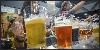 Great American Beer Festival participants| Twitter, GABF