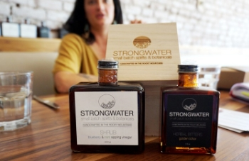 Strongwater Craft Bitters  | Mark Antonation