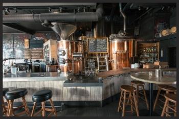 Abigaile Restaurant Interior | Lanewood Studio