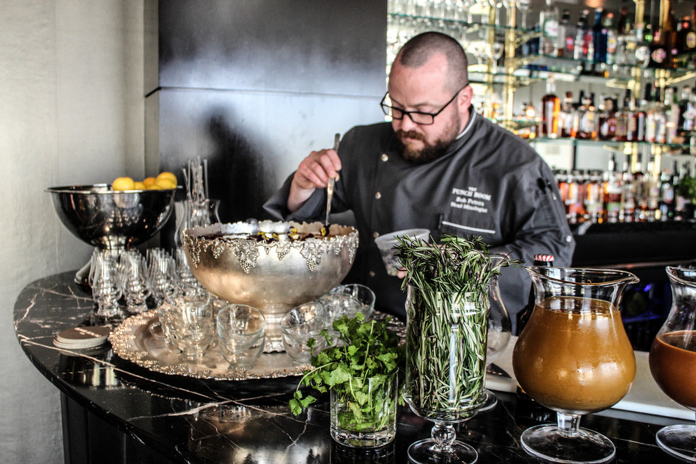 Bob Peters at The Punch Room  | Foodable WebTV Network
