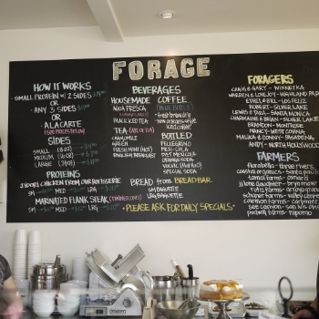 Forage's Daily Menu  | Yelp, Yummy Y.