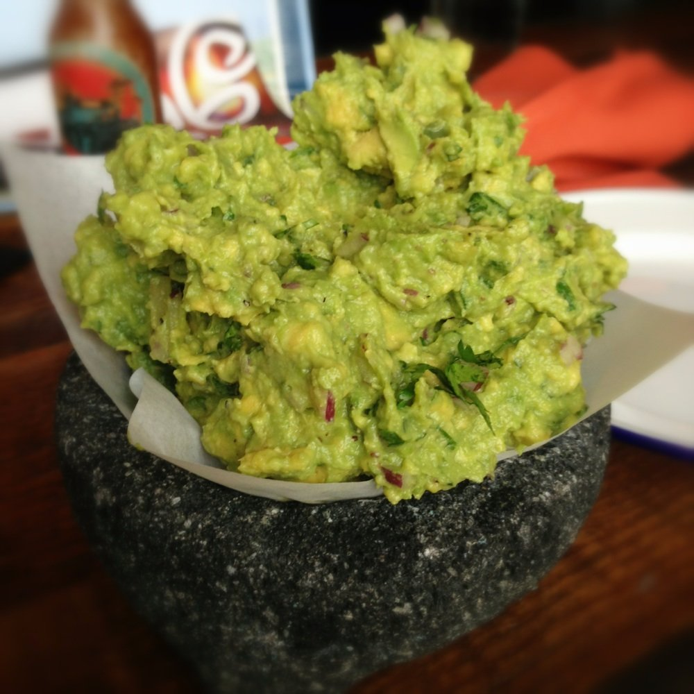 Bar Ama's House Made Guacamole | Yelp, Carrie C.