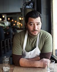 Chef Josef Centeno  | Credit Dylan + Jeni