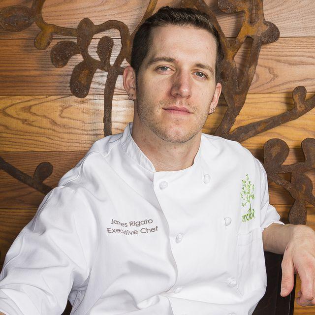 Chef James Rigato  | Credit: Detroit Free Press