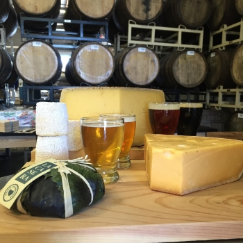 Vagabond Beer and Cheese Pairing | Foodable WebTV Network