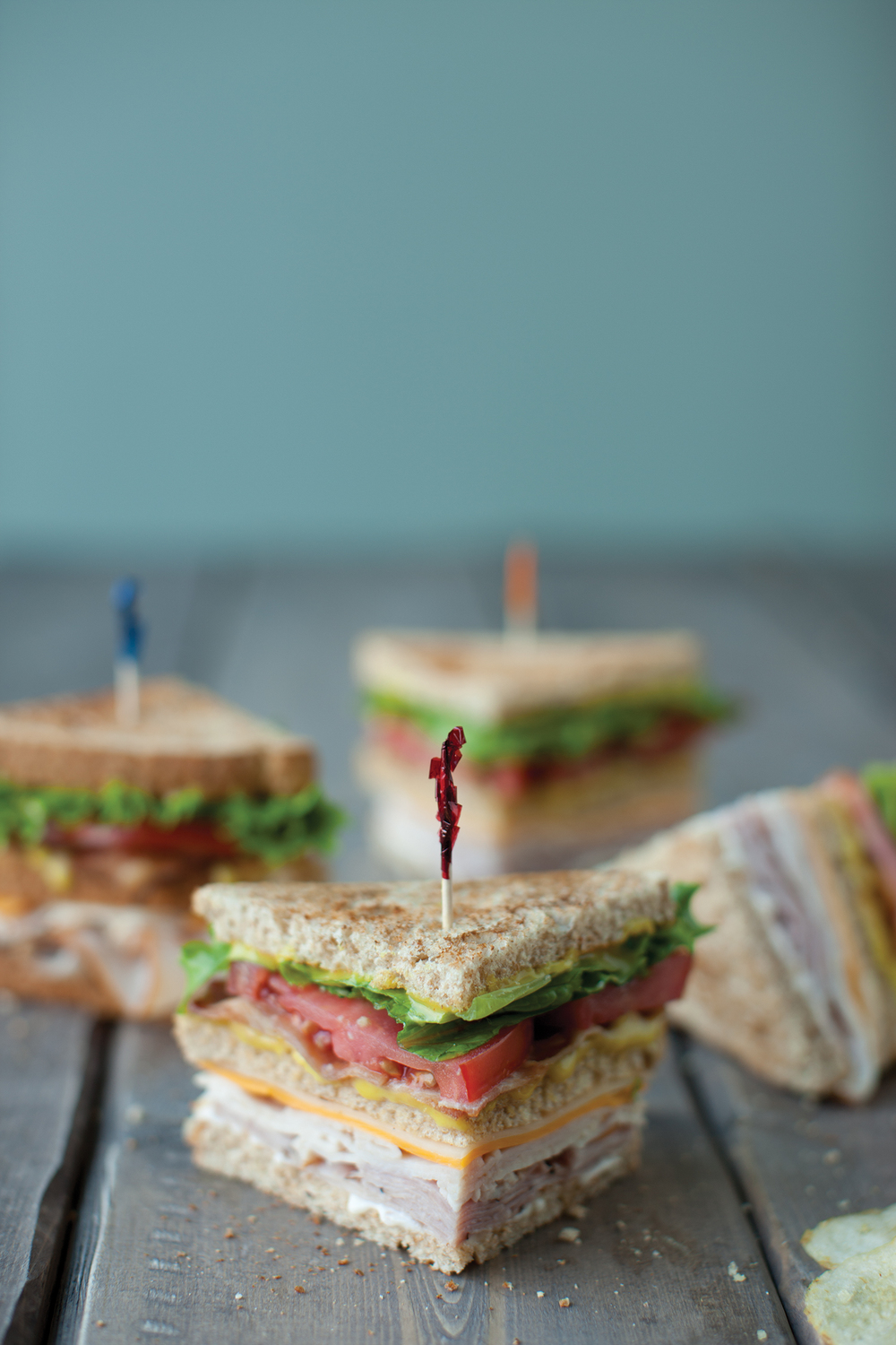The McAlister's Club is a top-seller for the sandwich quick serve. | Credit: McAlister's Deli