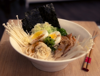 Ramen Noodles  | Brian Murphy for FoodableTV
