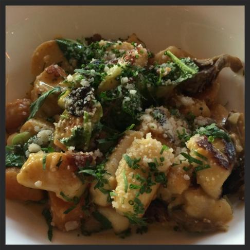 Sautéed Potato Gnocchi with Roasted Squash at Proof  | Credit: Yelp, Kimberly K.