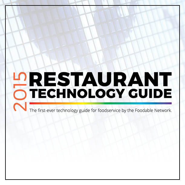 2015 Restaurant Technology Guide
