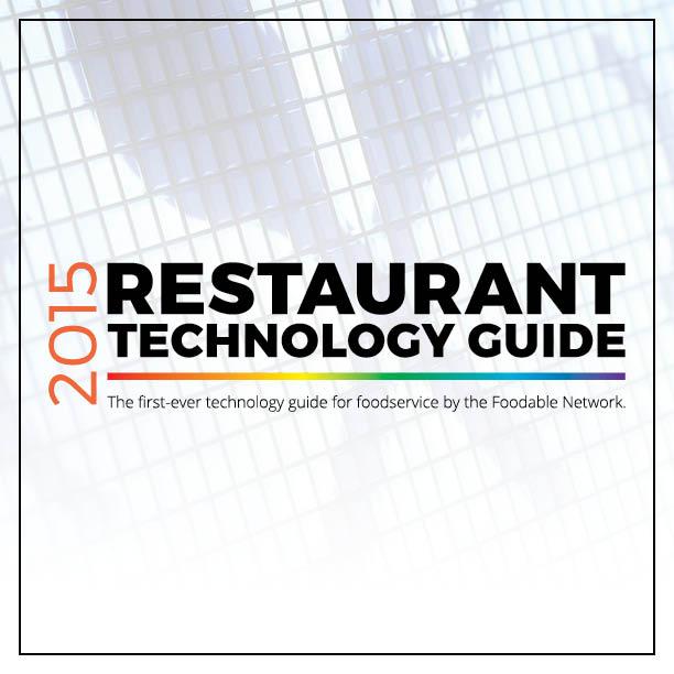 2015 Restaurant Technology Guide
