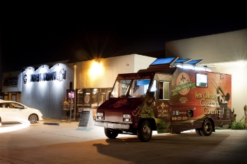 San Diego Food Truck  | Brian Murphy for Foodable WebTV Network