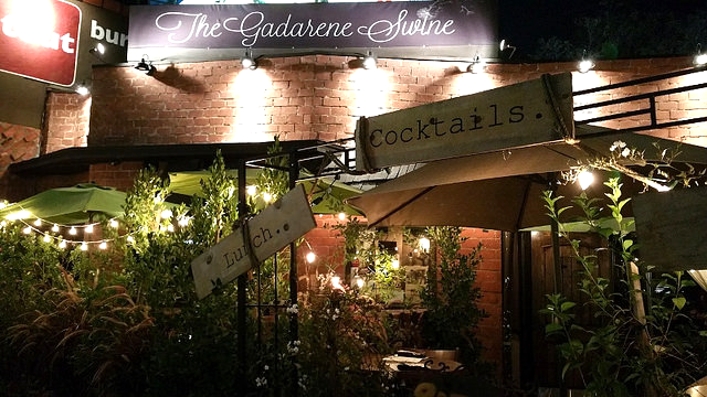 The Gadarine Swine is one of many restaurants to open in the Valley within the past two years | Allison Levine for Foodable WebTV Network