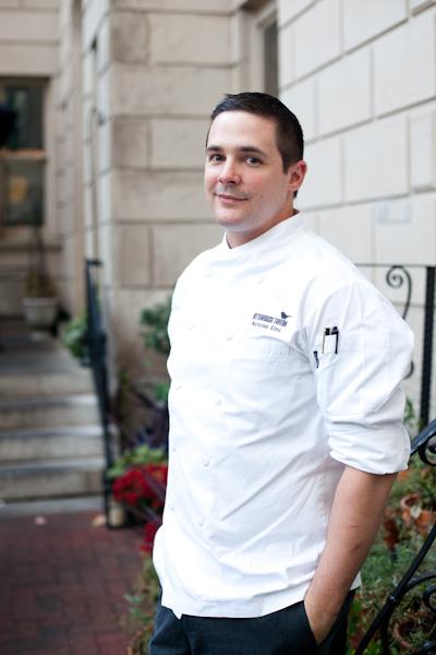 Chef Nicholas Elmi |Credit: StarChefs.com