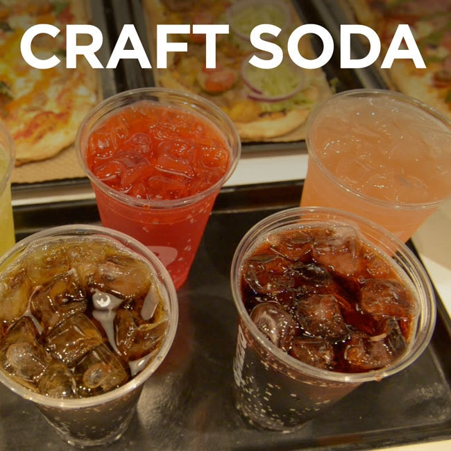 Craft soda fizzes into the craft food mega trend