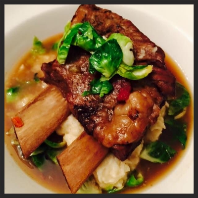 Braised Short Rib at Rioja  | Facebook