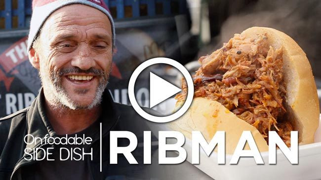 This London Street Food Vendor Offers Only One Ingredient on His Menu [VIDEO]