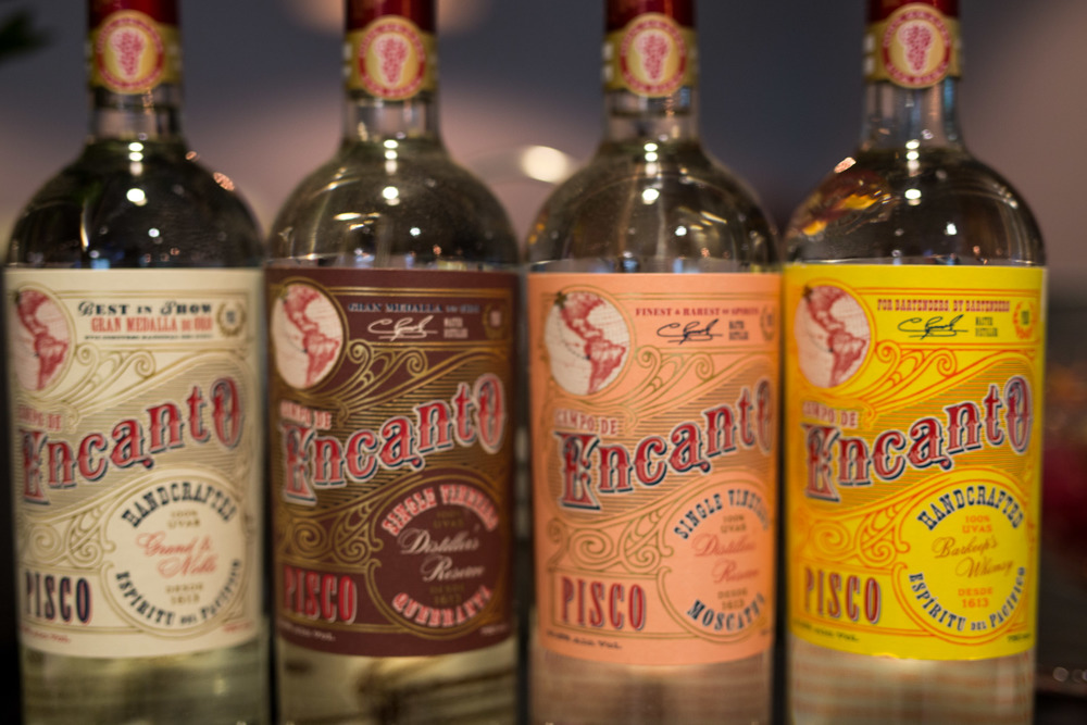 Photo Courtesy of Encanto Pisco