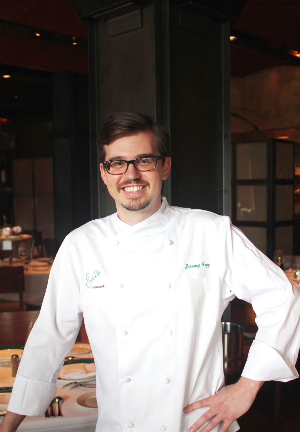 Jeremy Fogg  |  Photo courtesy of Emeril's