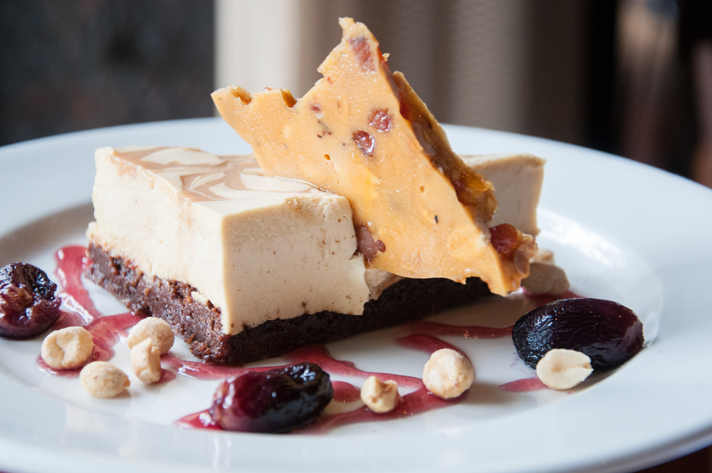 Chocolate Peanut Butter Pie at Emeril's  |  Photo Credit: StarChefs