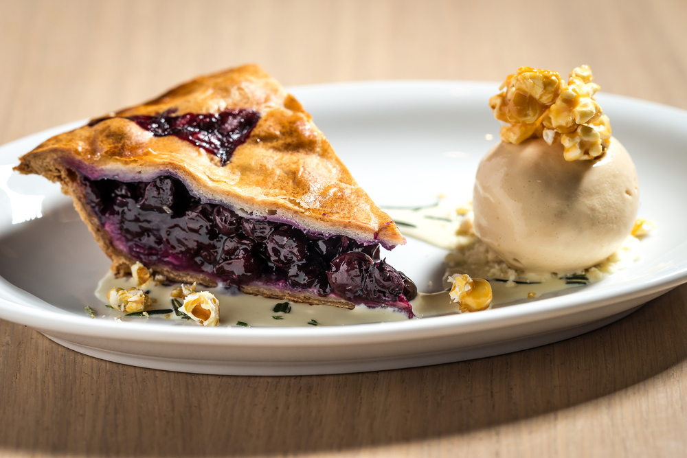 Blueberry Pie at The Dutch  |  Photo Credit: Noah Frecks