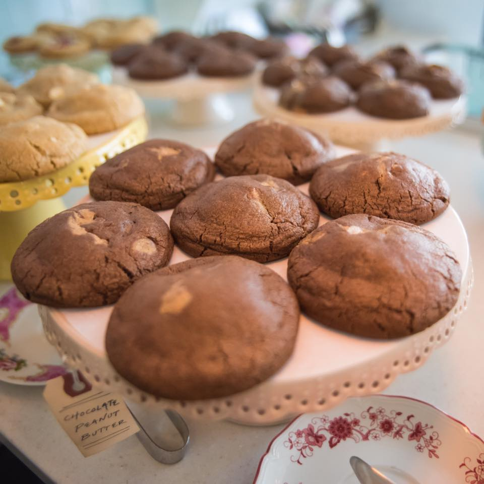 Chocolate Cookies at Milk Jar | Facebook