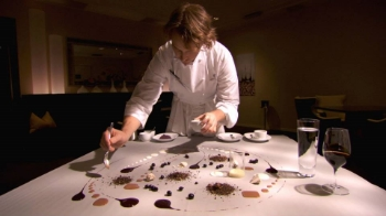 Alinea Chef Grant Achatz | Spinning Plates' Facebook