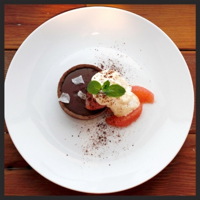 Taylor Railworks' Chocolate Tart  | Facebook
