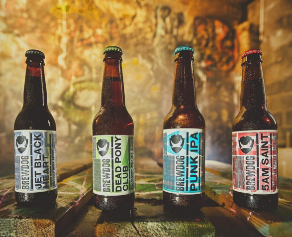 Instagram, @brewdogofficial