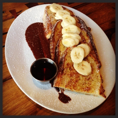 Sourdough French Toast at CBD Provisions  | Facebook