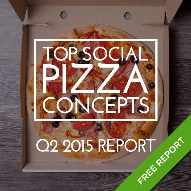 2015 Top Social Pizza Concepts