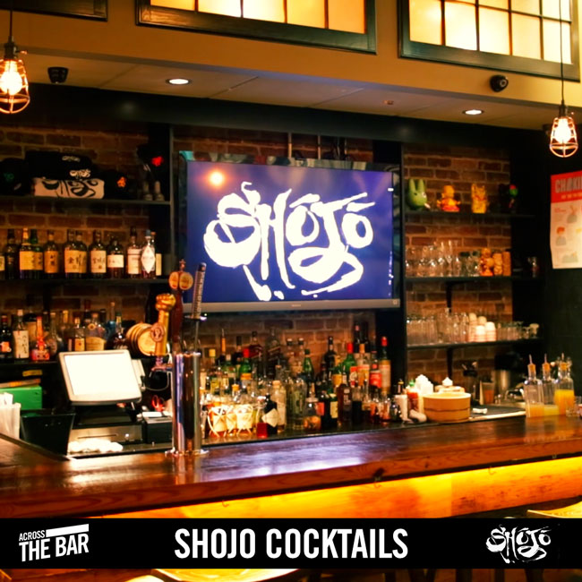 No. 6: Shojo brings Asian influence to Boston's cocktail scene.