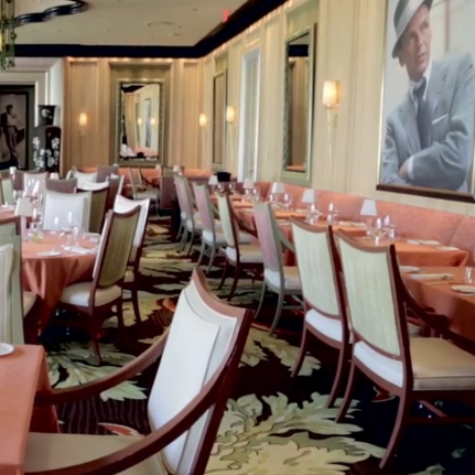 No. 6: Sinatra, an Italian restaurant located in the Encore at Wynn Las Vegas, is helmed by Theo Schoenegger, who got his start in Italy.