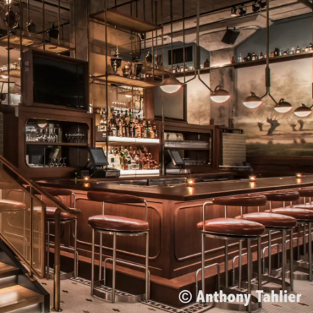 No. 7: Swift & Sons in Chicago, run by the Boka Restaurant Group, is a newly opened steakhouse. Above, we give viewers a behind-the-scenes look ramping up to its opening.