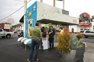Goodwich Kiosk  | Steve Marcus