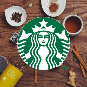 #4 Starbucks