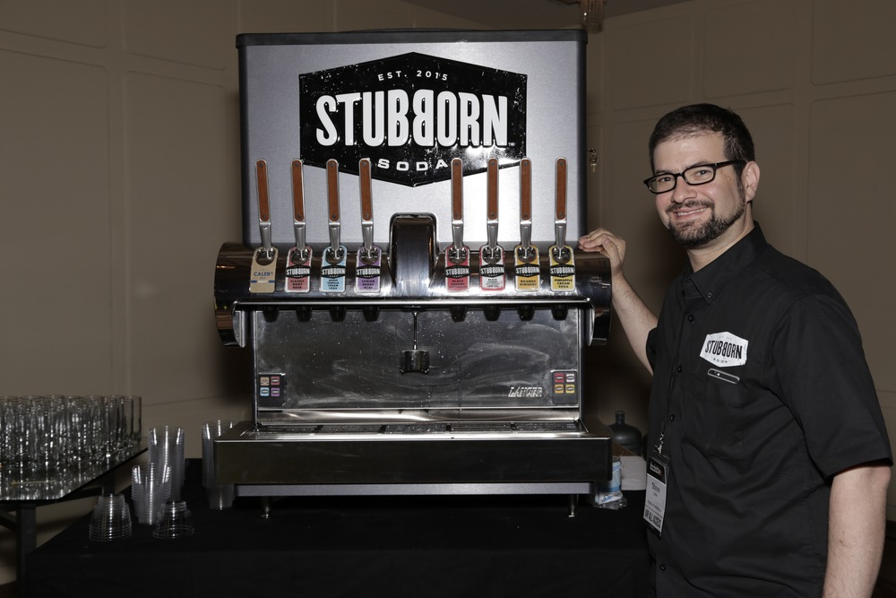 Steve Cohn (PepsiCo/Stubborn Soda)